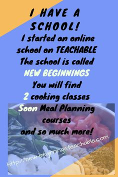 Working Woman, Cooking Classes, New Beginnings, Meal Planning, Budgeting, Healthy Living, Meals, Life, Meal