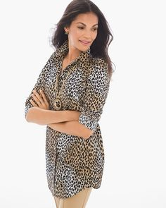 be507eb77b1f9 In a lengthened silhouette and bold cheetah print