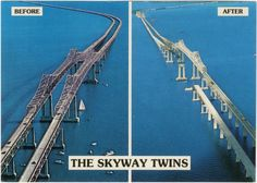 Sunshine Skyway Bridge Disaster | Sunshine Skyway Bridge Collapse