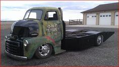 1950 GMC COE Flatbed Tow!
