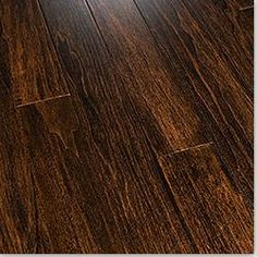 BuildDirect: Hardwood Flooring -Texas Brown / Species: Exotic Aspen