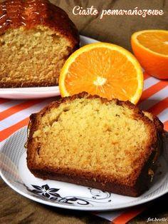 Apetyt i Smak: Ciasto pomarańczowe