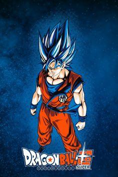 Gohan Vs Cell, Goku And Gohan, Son Goku, Dragon Ball Image, Dragon Ball Gt, Jiren The Gray, Majin Boo, Blue Anime, Blue Poster
