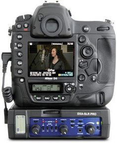 What Works for You? A Guide to DSLR Audio | BH inDepth
