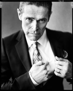 Willem Dafoe by Dusan Reljin for Interview Magazine Russia, 2012 We Movie, Film Movie, The Boondock Saints, Willem Dafoe, Business Portrait, Business Headshots, Celebration Quotes, Male Photography, Famous Celebrities