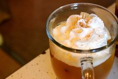 Hot Spiked Cider, your new fall staple! #fall #drinks