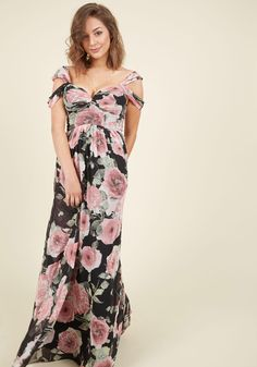 Hither, Thither, and Bonne Maxi Dress, #ModCloth