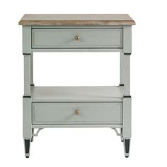 Found it at Wayfair - Preserve 2 Drawer Nightstand
