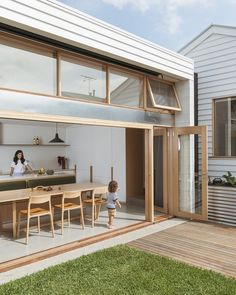 #adds #Architectures #ASH #GOODWOOD #house #Olaver #Victorian Architecture Renovation, Home Renovation, Architecture House Design, Landscape Architecture, Small House Renovation, Architecture Definition, Architecture Layout, Victorian Architecture, Japanese Architecture