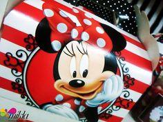 Uma lembrancinha pra você! A souvenir for you!  #UmaLembrancinha #ASouvenir #Minnie