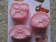 My Melody Vege / Cookies Cutter