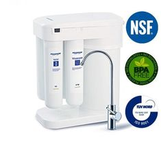 The Aquaphor DWM-101 Compact RO Reverse Osmosis Water Filter System is one such reverse osmosis filter that provides premium quality water right from your taps. Besides removing the deadly contaminants and pollutants, it also perfectly balances your water with the best range of minerals.
