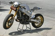 Roland Sands Honda CR500 Cafe Racer