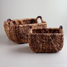 banana hannah baskets- living room toy storage