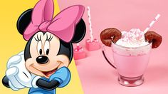 Minnie Mouse Hot Cocoa | Dishes by Disney
