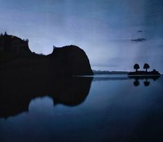 ¿Este es un violín tomando una agradable siesta en un poco de agua? | 25 fotografías que te están engañando por completo