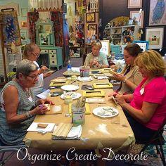 Organize Create Decorate