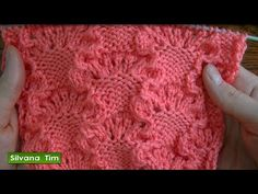Punto de encaje (puntada) Flor. Tutorial de Tejido con dos agujas # 237 - YouTube Lace Knitting Stitches, Knitting Designs, Knitting Videos, Baby Dress, Arm Warmers, Knitting Patterns, Knit Crochet, How To Knit, Knitting Tutorials