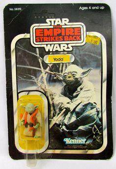 "Belle repro//custom vintage style 3/"" Custom Paploo Ewok Staff Power of the Force Star Wars"