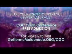 CGC 2012: Supernatural Revolution