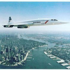 The concorde! Best plane in the world? ✈