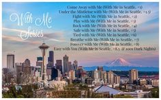 With Me Series by Kristen Proby
