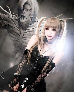 "4,069 Me gusta, 12 comentarios -  Popmoji #1 Cosplay Channel (@popmojimag) en Instagram: ""Death Note  Character : Misa Amane Cosplayer : LSO (South Korea) ───────────────── FOLLOW…"""