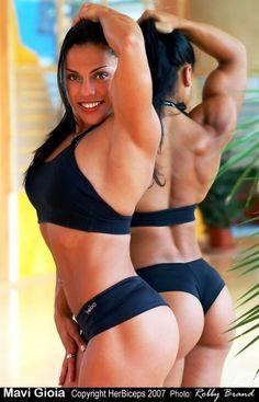 bodybuilding female