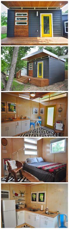 Kanga Room's Modern Cabin