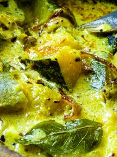 Enjoy the simple flavors in this Pumpkin curry cooked in Coconut milk and Turmeric powder. It's another Sri lankan dish you can easily recreate at home. Curry Recipes, Pumpkin Recipes, Vegetable Recipes, South Indian Vegetarian Recipes, Indian Food Recipes, Vegetarian Food, Veg Curry, Vegetable Curry, Veg Dishes