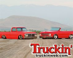 Chevy C10 Convertible Hardtop Large