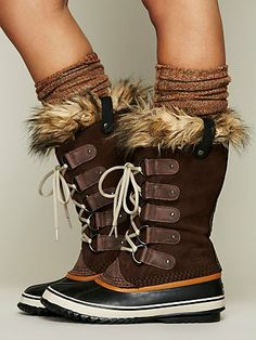 Brand: Sorel;    Style/Line: Joan of Arctic™ Boots.  [2013].   Style#: NL1540.    Color: Tobacco, Sudan Brown.    Sorel Rated: -25° fahrenheit / -32° Celsius.     (Est. Indirect: $150.00)