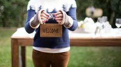 benvenuto welcome
