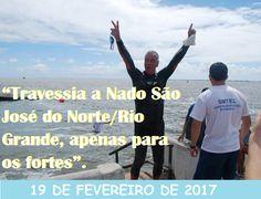 FRANCISSWIM - ESPORTES AQUÁTICOS: Inscrições para a 37ª Travessia a nado São José do...