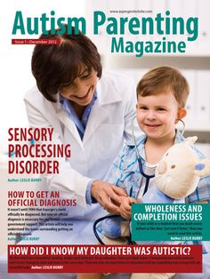 Autism Parenting Magazine on sale on  Newstand     $3.99