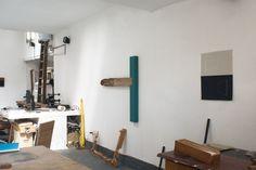 Hernan Ardila studio, 2009