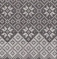 New Knitting Charts Mittens Link Ideas Fair Isle Knitting Patterns, Knitting Charts, Weaving Patterns, Knitting Designs, Knitting Stitches, Knitting Projects, Sweater Patterns, Knit Patterns, Fair Isle Chart