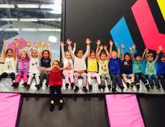 BounceInc. indoor trampoline centre: great venue for a kids (or adult!) birthday party. #trampoline #birthday #kids #party