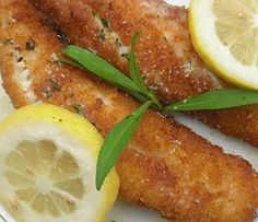Kitchen Bounty: Fried Perch with Tarragon Butter Sauce   Sponsor by http://VIPsAccess.com/luxury-hotels-caribbean.html