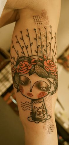 Tattoo Of The Day... NOON