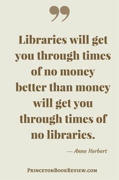 Libraries enrich your life – at no cost. #Quotes For The Book Lover! #inspiration