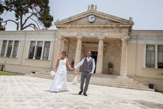 Paphos Town hall wedding