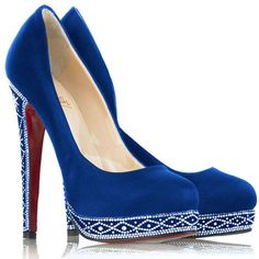 I can  care less if you love me, just buy me this pair and I will assume you do!  Christian Louboutin shoes......to die for!
