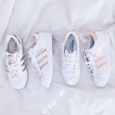 rose gold stripe adidas
