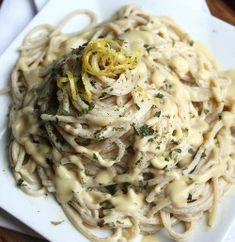Learn how to make absolutely #1 The Best Vegan Garlic Alfredo Sauce as rated by readers! So easy, dairy-free, oil-free, just 6 ingredients (+salt & pepper) and so incredibly creamy and full of flavor!