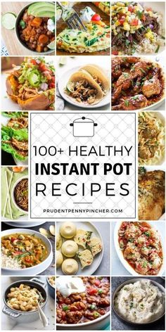 Instant Pot recipes that the whole family will love! Everything from Instant Pot breakfasts to desserts! Instant Pot dinner recipes you can have on the table quickly and easily! Slow Cooker Recipes, Cooking Recipes, Cooking Bacon, Tofu Recipes, Healthy Instapot Recipes, Cooking Beets, Ww Recipes, Healthy Recipes For Two, Meal Prep