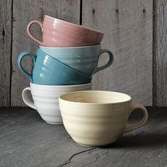 Love these oversized mugs