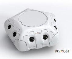 STEREOSCOPY :: vizaoPL presents BIVROST - UPC Think Big - Virtual Reality Camera (1/1) -