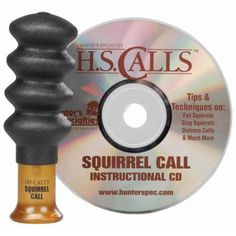 Hunters Specialties Squirrel Call with CD Squirrel Calls, Squirrel Hunting, Fox Squirrel, Hunter S, Hunters Specialties, Football Soccer, Basketball, Green Grass, Crowd