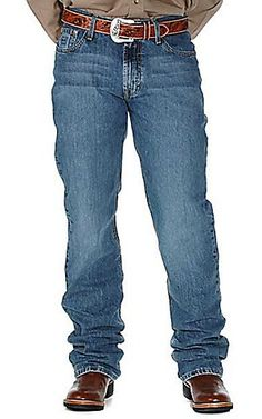 Cinch® White Label Stonewash Relaxed Fit Jeans - MB92834003 | Cavender's Boot City... Tim